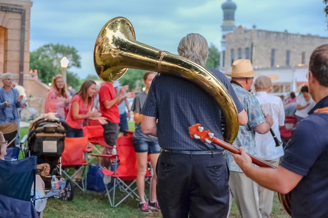 Tuba on the Square