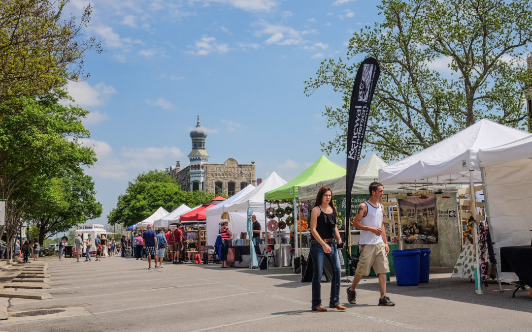 Market Days on the Square